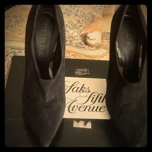 Burberry stilettos.. 371/2
